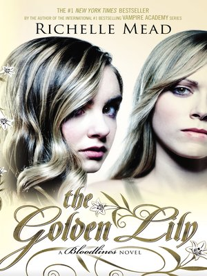 cover image of The Golden Lily