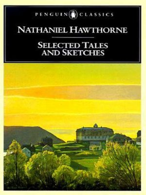 cover image of Selected Tales and Sketches