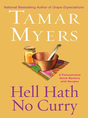 cover image of Hell Hath No Curry