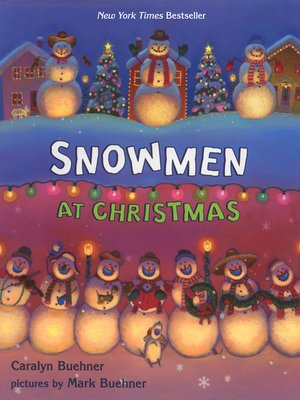 cover image of Snowmen At Christmas