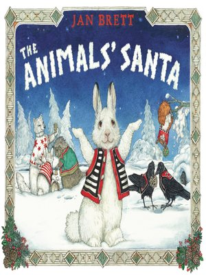 cover image of The Animals' Santa