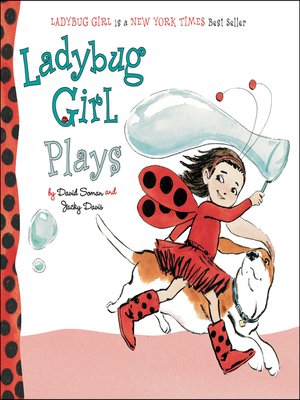 cover image of Ladybug Girl Plays