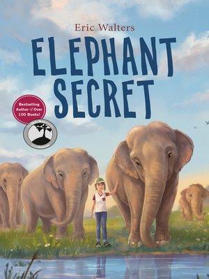 cover image of Elephant Secret