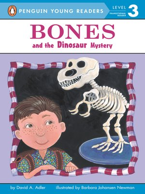 cover image of Bones and the Dinosaur Mystery