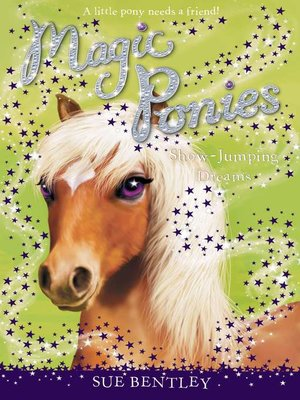 cover image of Show-Jumping Dreams
