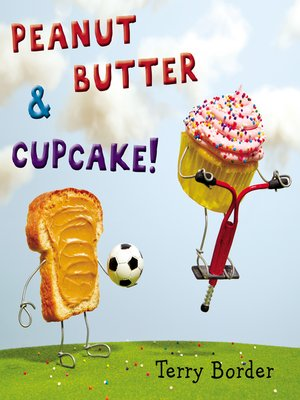 cover image of Peanut Butter & Cupcake