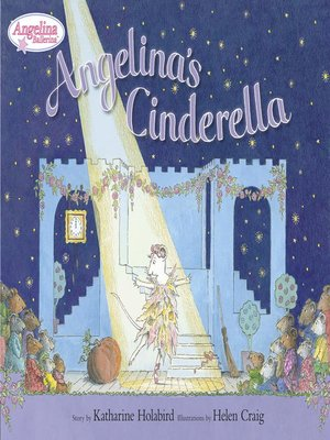 cover image of Angelina's Cinderella