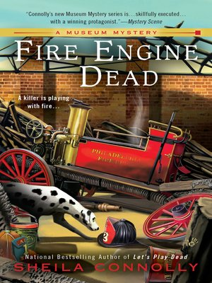 cover image of Fire Engine Dead