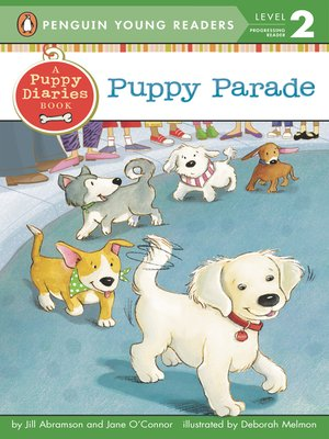 cover image of Puppy Parade