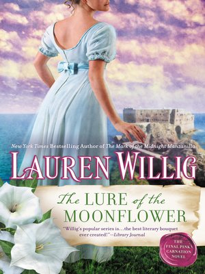 cover image of The Lure of the Moonflower