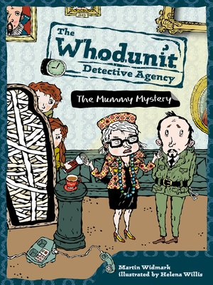 cover image of The Mummy Mystery