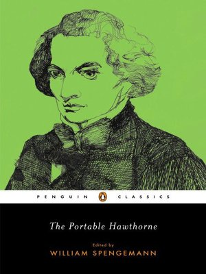 cover image of The Portable Hawthorne
