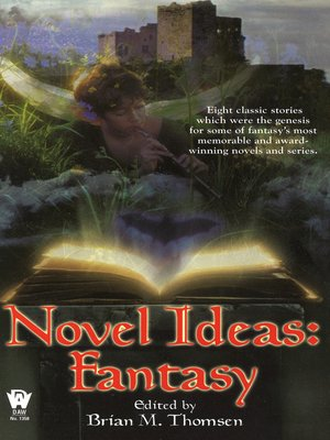 cover image of Novel Ideas: Fantasy