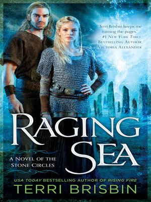 cover image of Raging Sea