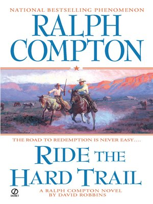 cover image of Ralph Compton Ride the Hard Trail
