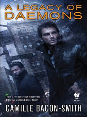 cover image of A Legacy of Daemons