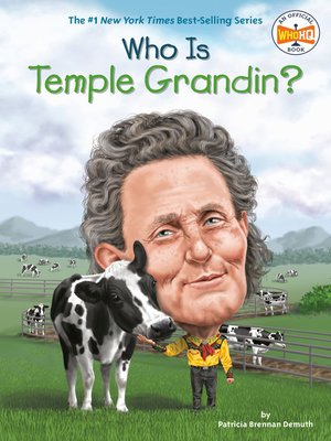 cover image of Who Is Temple Grandin?