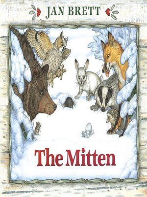 cover image of The Mitten