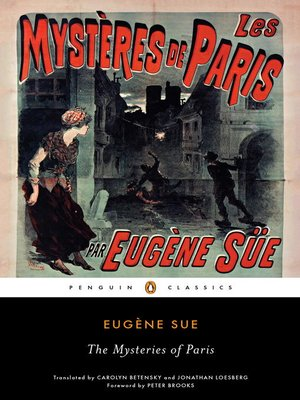 cover image of The Mysteries of Paris