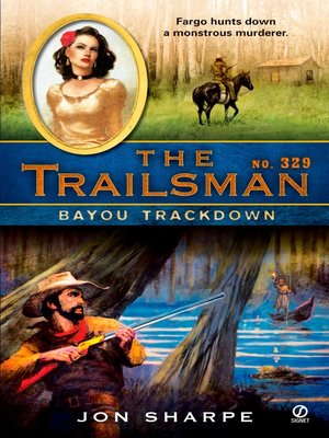 cover image of Bayou Trackdown