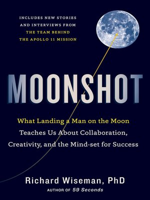cover image of Moonshot