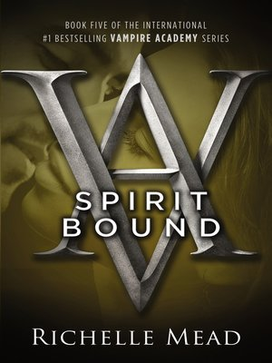cover image of Spirit Bound