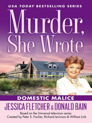 cover image of Domestic Malice