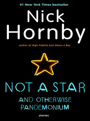 cover image of Not a Star and Otherwise Pandemonium