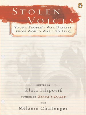 cover image of Stolen Voices