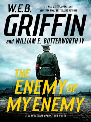 cover image of The Enemy of My Enemy