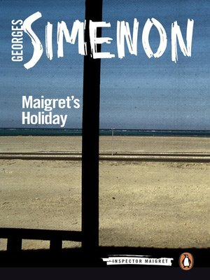 cover image of Maigret's Holiday