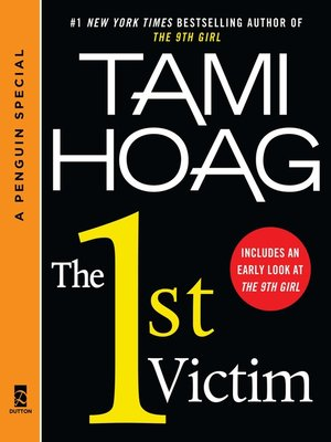 cover image of The 1st Victim