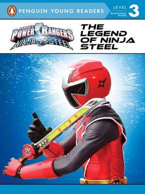 cover image of The Legend of Ninja Steel