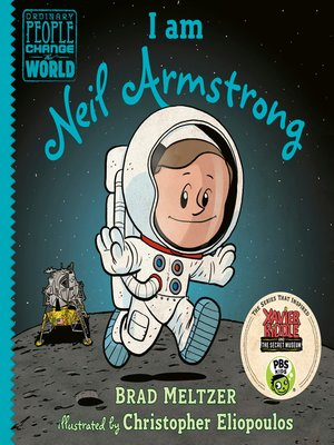cover image of I am Neil Armstrong