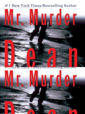 cover image of Mr. Murder