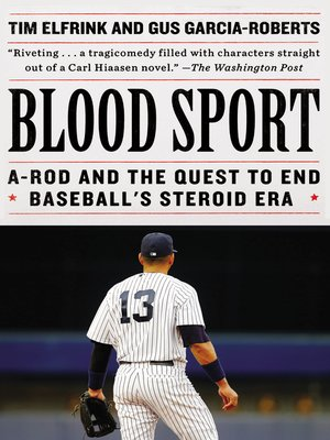 cover image of Blood Sport