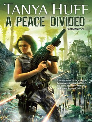 cover image of A Peace Divided