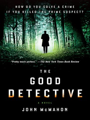 The Good Detective Book Cover