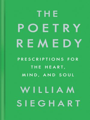 cover image of The Poetry Remedy