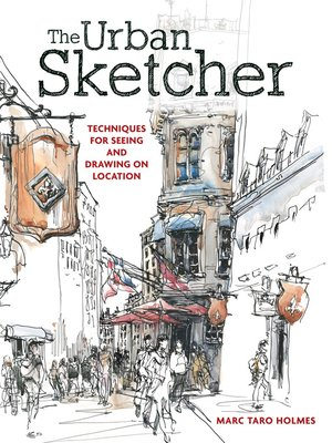 cover image of The Urban Sketcher