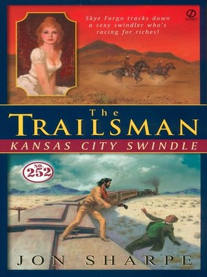 cover image of Kansas City Swindle