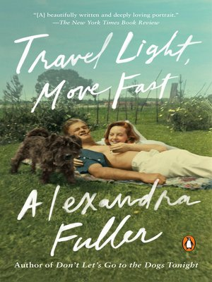 cover image of Travel Light, Move Fast