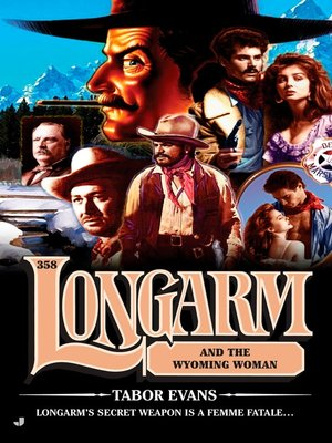 cover image of Longarm and the Wyoming Woman
