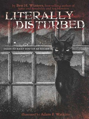 cover image of Literally Disturbed #1