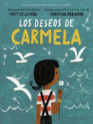 cover image of Los deseos de Carmela