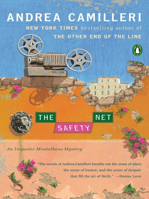 cover image of The Safety Net