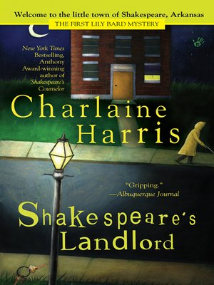 cover image of Shakespeare's Landlord