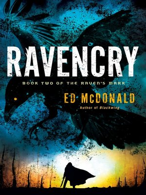 cover image of Ravencry
