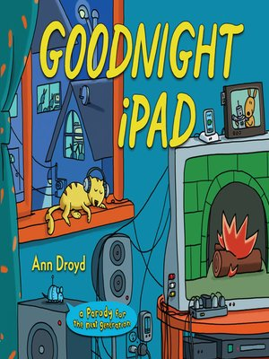 cover image of Goodnight iPad