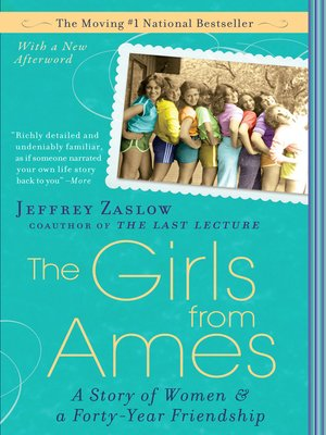 cover image of The Girls from Ames